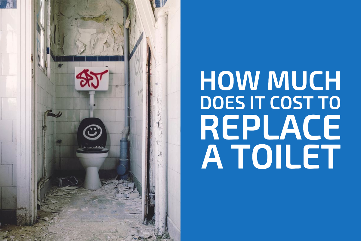 Cost to Replace a Toilet