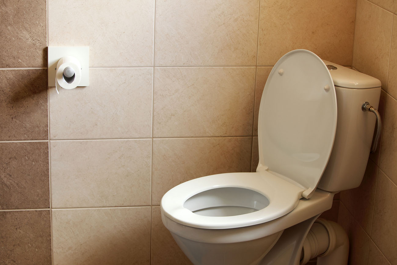 How to Replace a (Broken) Toilet Seat and Lid