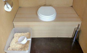 Incinerating vs. Composting Toilet