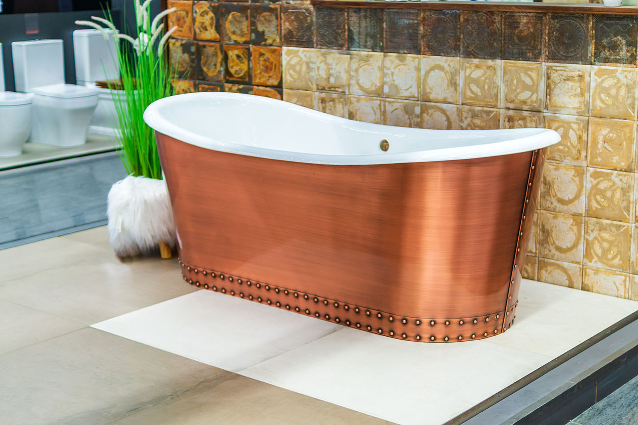 Different Types of Bathtub Materials to Know