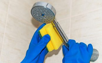 How to Clean a Shower Head Without Vinegar